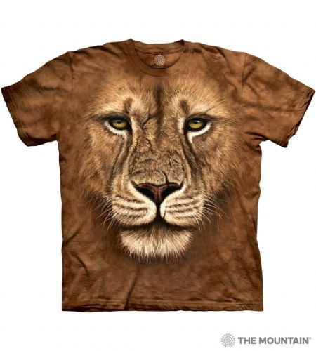 Lion Warrior T-shirt | The Mountain®